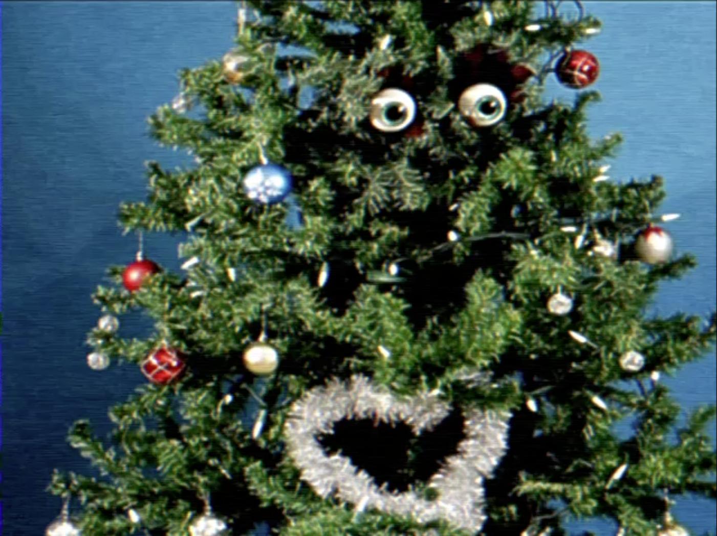 90s Christmas Tree.Scattin Around The Christmas Tree With Billy Dee Curtis